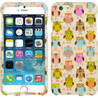 For Apple iPhone 6 4.7 Rubberized HARD Protector Case Snap Phone Cover Accessory
