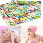 5Sizes Baby Double Sides Alphabet Letter Fruit Play Crawl Mat Floor Activity Rug