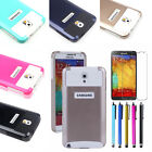 PC Shockproof Dirt Dust Proof Hard Cover Case For Samsung Galaxy Note 3 N9000