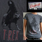 Junk Food T. Rex t-shirt Born to Boogie Originals Collection Solid Base NEW SALE