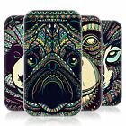 HEAD CASE AZTEC ANIMAL FACES SERIES 3 GEL SKIN BACK CASE FOR APPLE iPHONE 3GS