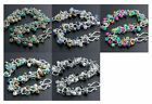 SHAGGY LOOPS BRACELET KIT-Chain Maille/Mail Jump Ring Jewelry Craft-Seed Beads