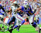 Fred Jackson Buffalo Bills 2014 NFL Action Photo (Select Size)