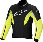 Alpinestars MENS Viper Air Textile Jacket Black/Yellow S-4XL