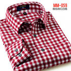 High quality breathable long sleeve 24 colors men's casual shirt