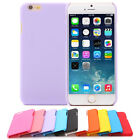 For 4.7'' iPhone 6 New Candy Color Hard Skin Case Cover Skin Back Protector