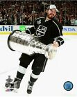 Drew Doughty Los Angeles Kings 2014 Stanley Cup Trophy Photo (Size: Select)