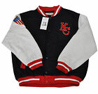 Kansas City Ville Blouson Université Baseball Varsity Jacket