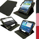 "PU Leather Stand Case Cover for Samsung Galaxy Tab 3 10.1"" GT-P5200 P5210 P5220"