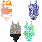 Gymboree Girl Swimsuit 1 Piece Sunscreen UPF 50+ NWT 4 5 6 7 8 12