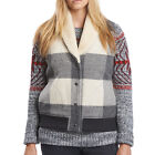 WOOLRICH Women's Giant Buffalo Wool Vest