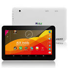 "iRULU 10.1"" New Android 5.1 Lollipop Tablet PC Quad Core BT 1GB/16GB w/ TF Card"