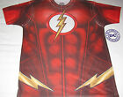 New The Flash DC Comics The Flash  shirt men's sizes small - 2XL all over print