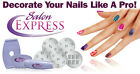 Salon Express Nails Art Stamping Decoration Design valentine Gift mothers day