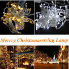 New 500/1000 LED Mains Power Operated String Fairy Lights Christmas Xmas Party