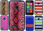For Nokia Lumia 530 TPU CANDY Hard Gel Flexi Skin Case Phone Cover Accessory