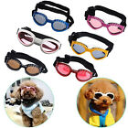 New Pet Dog Cat Doggles Goggle UV Sunglasses Eye Wear Protection 6 Colours