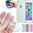 Practically Thin 0.3mm Ultra Slim Gel Case Cover TPU Silicone Skin-Feel Natural