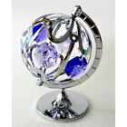 CRYSTAL ORNAMENTS GIFT BOX SET CRYSTOCRAFT MADE WITH SWAROVSKI ELEMENTS KEEPSAKE