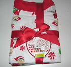 New Elf on the shelf unisex girls boys pajamas 2 piece sleepwear sizes 4 6 8 10