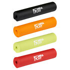 """Mirafit Barbell Pad Squat/Weight Lifting Back/Shoulder Bar Bell Rest 1""""/Olympic"""