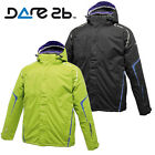 Dare2b Nobility Ski Winter Jacket Mens Ared Dare To Be Breathable Waterproof