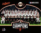 San Francisco Giants 2014 World Series Champions Formal Team Photo (Select Size)