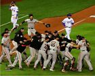 San Francisco Giants 2014 World Series Champions Team Celebration Photo #2