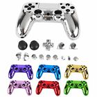 Front Back Protective Case F/ PS4 Controller With A full Set Of Buttons 7 Colors