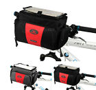 New ROSWHEEL Bicycle Front Bags Cycling Handlebar Bike Front Bar Pack&Rain Cover