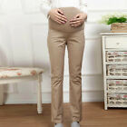 XK0002 Large Size Summer New Maternity  Pregnant women's pants trousers Flares