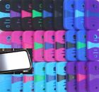 ZTE Zinger Z667T Faceplate Phone Case With BUILT IN SCREEN PROTECTOR