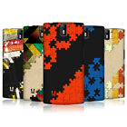 HEAD CASE DESIGNS PUZZLE PIECES CASE COVER FOR ONEPLUS ONE