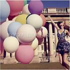 36Inch 90cm Large Giant Big Latex Balloon Party Wedding Decoration For Helium