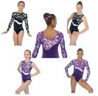 GYMNASTICS LEOTARD / LEOTARDS ZONE FUSION   Size 26 - 38