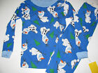 New Disney Frozen Olaf pajamas 2 piece set boys sizes XS-Large Olaf Frozen set