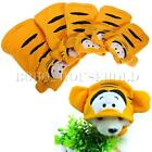 Pet Puppy Dog Clothes Coat Hoodie Apparel Cotton Cute Tiger Costumes XS/S/M/L/XL