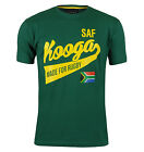 KOOGA 6 Nations South Africa Supporters Men's T-Shirt (SNT10-SML)
