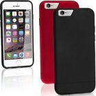 "PC Hard Case Glider Cover for Apple iPhone 6 & 6S Plus 5.5"" Bumper Screen Prot"