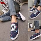 Men's New Casual canvas board shoes Spring Flats Autumn Sport Sneakers