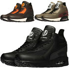 New Paperplanes Mesh Leather Hi-Top Mens Air Cushion Athletic Shoes