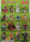 Lego minifigures series 13 71008 16 to choose from with unused code