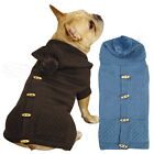CHOOSE SIZE & COLOR - Zack & Zoey - COTTAGE HOODED SWEATER - DOG PUPPY JACKET