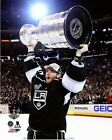 Jonathan Quick Los Angeles Kings 2014 Stanley Cup Trophy Photo (Size: Select)