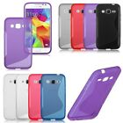Soft TPU Gel Case Cover For Samsung Galaxy Core Prime G360 G3606 G3608 G3609