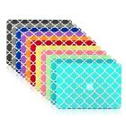 "Quatrefoil Moroccan Hard Case for Macbook PRO 13"" Retina A1425 & A1502"
