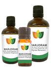 100% Pure Sweet Marjoram Essential Oil - Multi Size Free UK P&P Aromatherapy