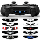 Game Controller Light Bar Lightbar Decal Sticker For PS4 Playstation 4 T96C
