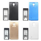 6800mAh Extended Backup Battery Back Cover for Samsung Galaxy Note 4 N9100 N910F