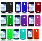 Hard Faceplate Cover Case for ZTE Zinger Z667T Phone Accessory